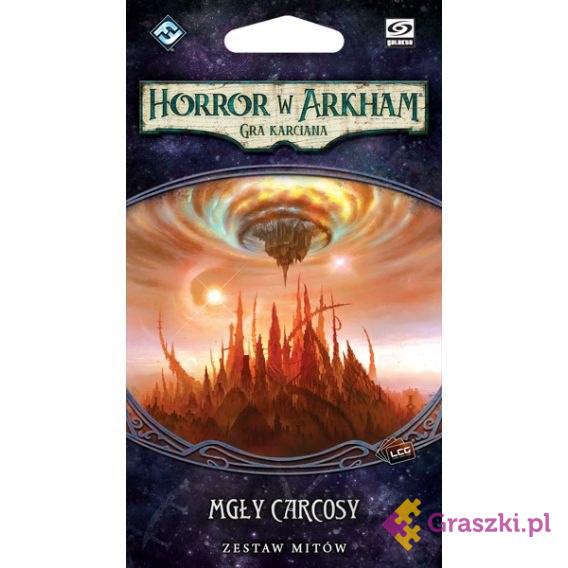 Horror w Arkham: Gra karciana - Mgły Carcosy | Galakta